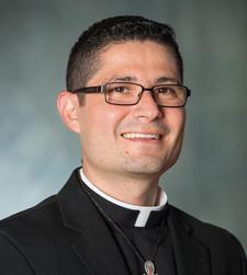 Alvarado, Fr. Jorge