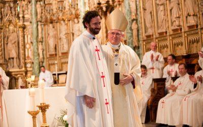 Fr. David Bergeron, CC to head Ottawa's Notre Dame Cathedral
