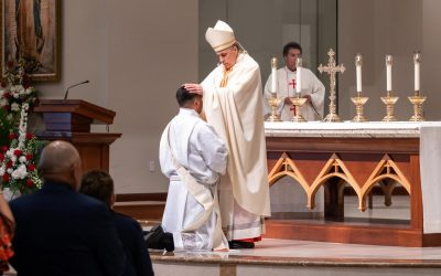 Fr. Miguel Perez, CC Ordained to the Priesthood